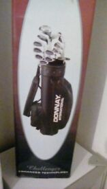 Donnay golf clubs