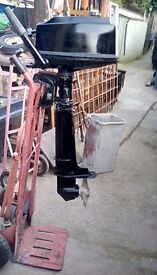 Mercury outboard spares or repairs
