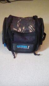 Oxford tank bag