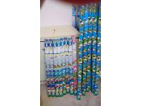 Aquarium lighting tubes assorted sizes. New in box