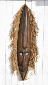 URGENT! - ONO || Traditional Hairy African Tribal Mask