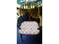 Dining chair (carver) #31811 £25