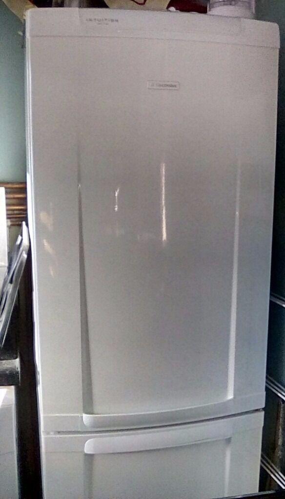 electrolux intuition fridge freezer in inverness. Black Bedroom Furniture Sets. Home Design Ideas
