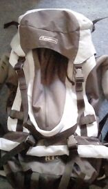 Womens Eurohike bag (revolution aqua 50)