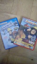 Kids Selection of Dvds