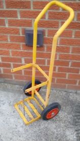 Stacking / gas bottle trolley