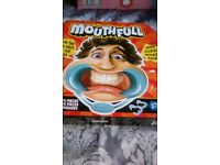 Mouthfull Game