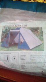 Colorado 180 four berth tent