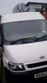 Ford transit 350 mwb