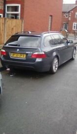 BMW 520d 2009 E BUSINESS £2500