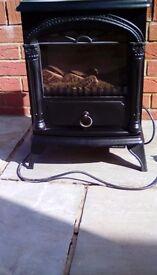 ES Electric Stove (look's like woodburner)