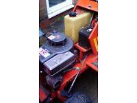Westwood 1200 sit on mower