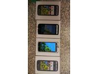 Doro Liberto 820 x 2 Mobile Phones As New Sim Free.