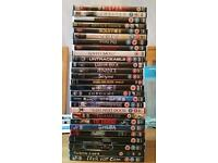 119 DVDs for sale - £1 each or will sell as bundles
