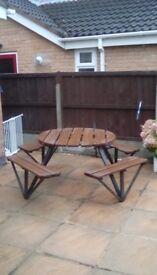 Ex Pub Bench, Sturdy, 8 Seater £60 ono