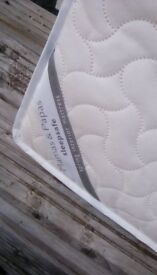 Cot Bed Mattress Mamas & Papas.