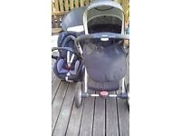 Mothercare travel system & Maxicosi car seat