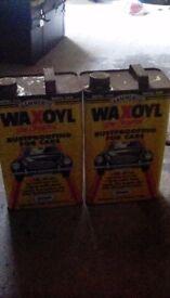 Hammermite Wax Oyl