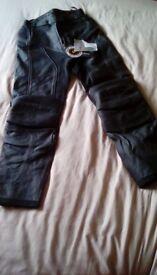 Brand new ladies motorcycle trousers