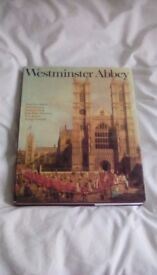 Westminster Abbey coffee table book