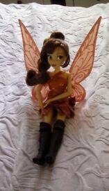 Disney store Fawn doll