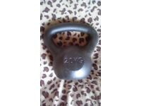 20kg kettle bell realy good condition selling as i do not use £15