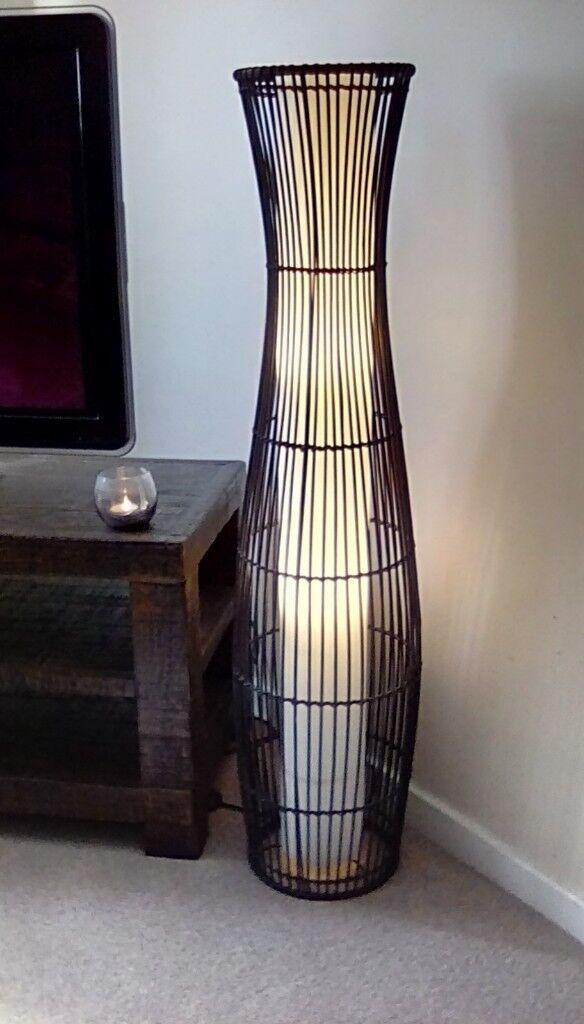 Sirit Ratan Floor Lamp In Paisley Renfrewshire Gumtree
