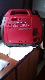 Honda 2.0i eu suitcase generator