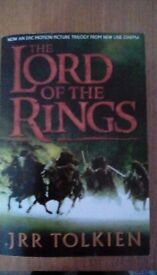 Lord of the Rings Trilogy - JRR Tolkien