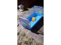 "savic pet cage rabbit/guinea pig 39""L ,20""W ,20"" H brislington area"