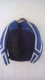 Motorbike. Jacket. Akito. Large. Vgc