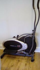 Body sculpture ski machine exersize bike. Works out the whole body