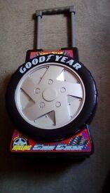 Goodyear rolling car case