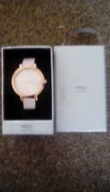 Brand new Marks and Spencers Ladies watch for sale