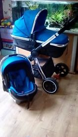 MOTHERCARE JOURNEY PUSHCHAIR