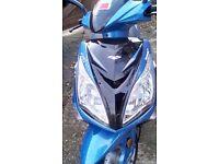 lex-moto 125cc Scooter