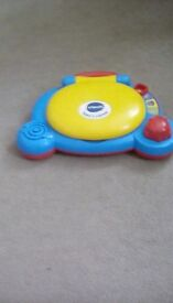 My first laptop fisher price