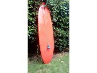 VINTAGE KEO SURFBOARD