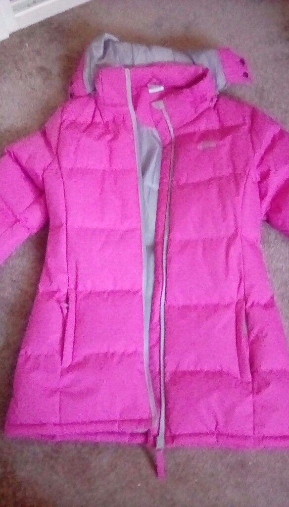 Trespas winter waterproof coat