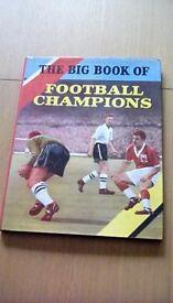 Various football annuals