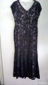 Jacques Vert maxi dress size 18