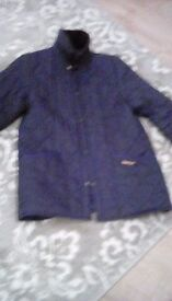 Boys Barbour Jacket 100% Authentic