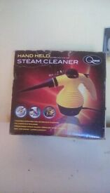 Quest hand steam cleaner.