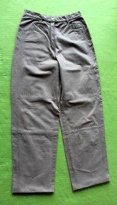 Damen Stoffhose Oilily Gr. 36 Schlamm Beige Freizeithose Workerhose Jeans NEU  , gebraucht gebraucht kaufen  Waakirchen