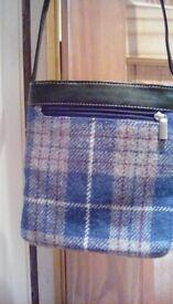 Real Harris Tweed small shoulder bag