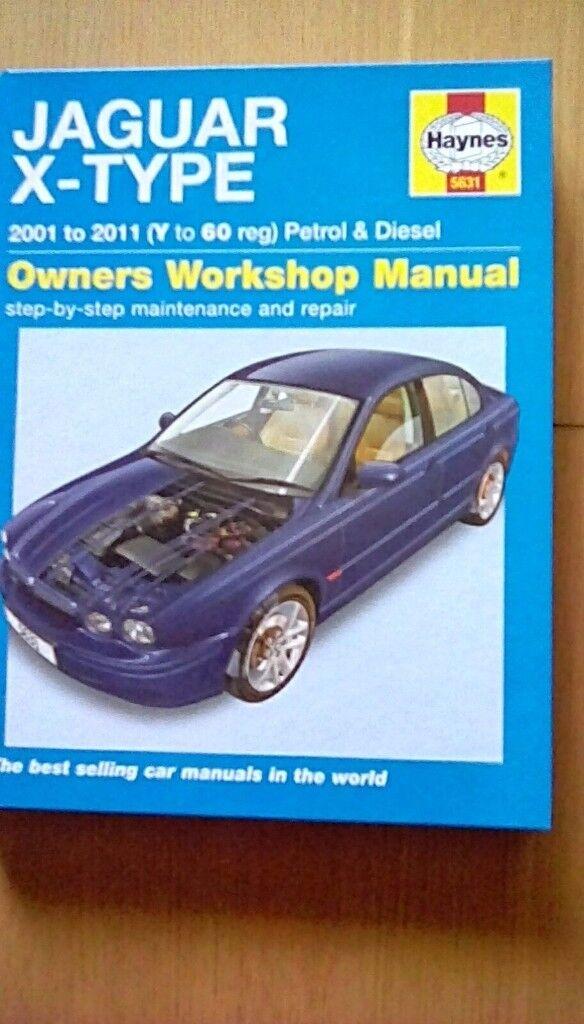 Jaguar X Type Haynes Manual