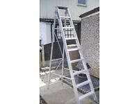 7 ft Step Ladders, used but in good condition
