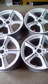Bmw alloy wheels / rims 18""