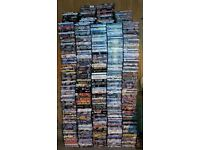 500+ dvds and boxsets