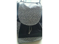 Animal Print Shopping Trolley